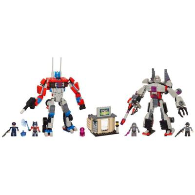 TRANSFORMERS OPTIMUS VS. MEGATRON SET