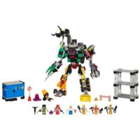TRANSFORMERS DESTRUCTION SITE DEVASTATOR SET