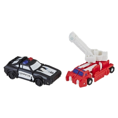 Transformers Toys Generations War for Cybertron: Siege Micromaster WFC-S19 Autobot Rescue Patrol 2-pack Action Figure - Adults and Kids Ages 8 and Up, 1.5-inch Product