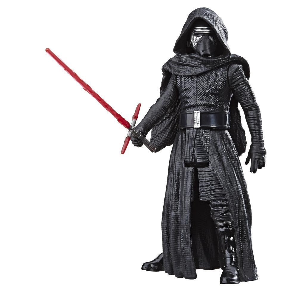 Star Wars Galaxy of Adventures Kylo Ren 3.75-Inch Figure