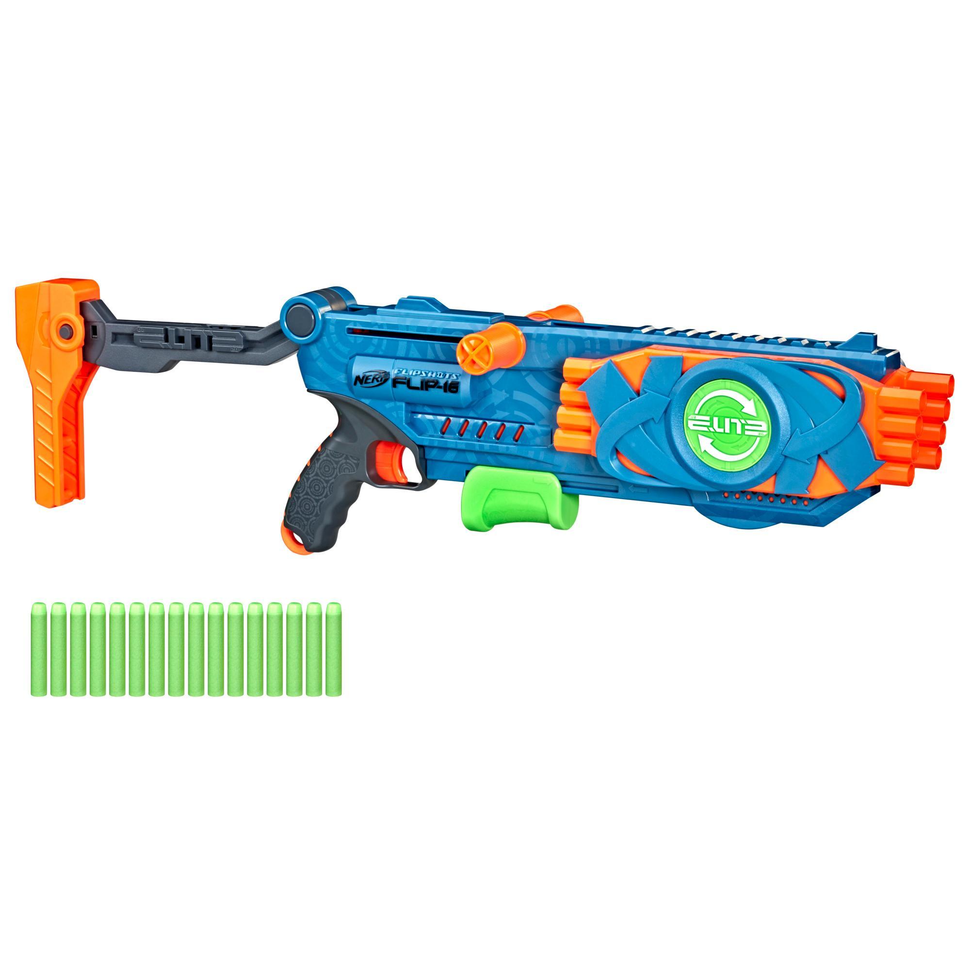 Blaster Nerf Elite2.0 Flipshots Flip-16