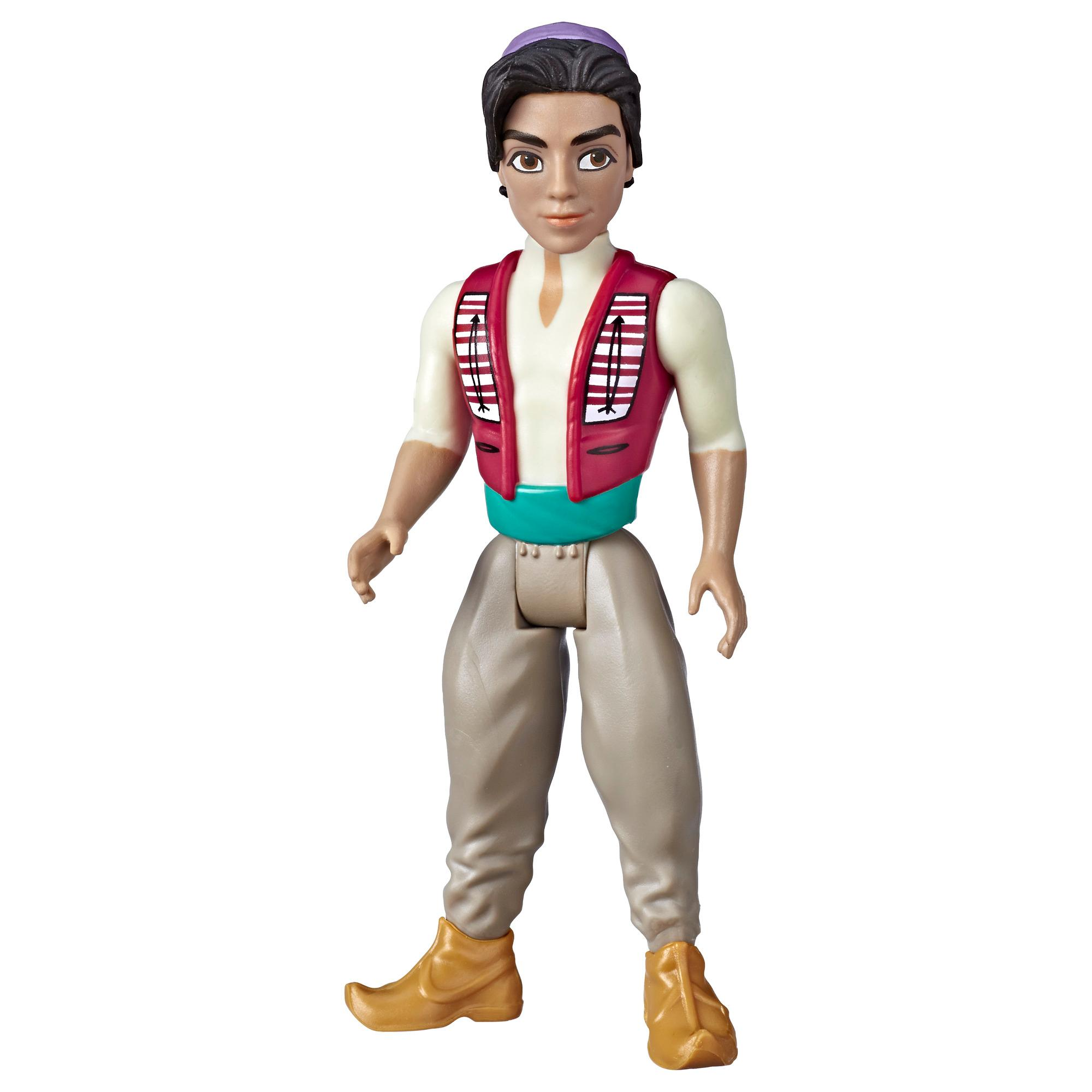 Disney Aladdin Collectible Small Doll Inspired by Disney's Live-Action Movie, Toy for Kids Ages 3 and Up, 3.5 Inches