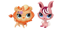 LITTLEST PET SHOP TOTALLY TALENTED FAVORITE PETS ASSORTMENT