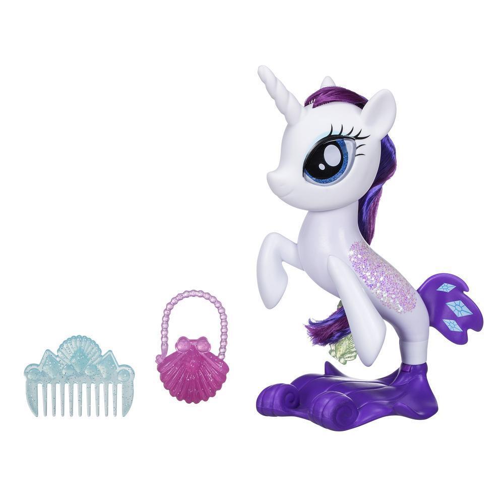 My Little Pony: The Movie Glitter & Style Seapony Rarity