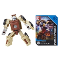 Transformers: Generations Power of the Primes Legends Class Autobot Outback
