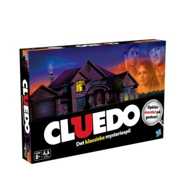 Cluedo: The Classic Mystery Game DK