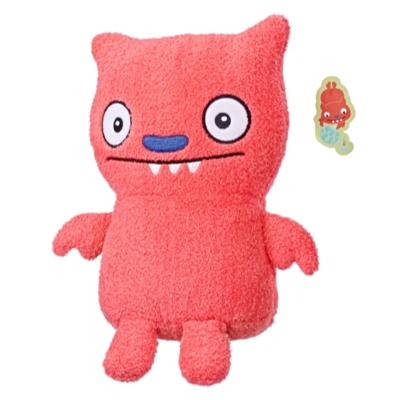 UglyDolls With Gratitude Lucky Bat Stuffed Plush Toy, 23 cm. tall
