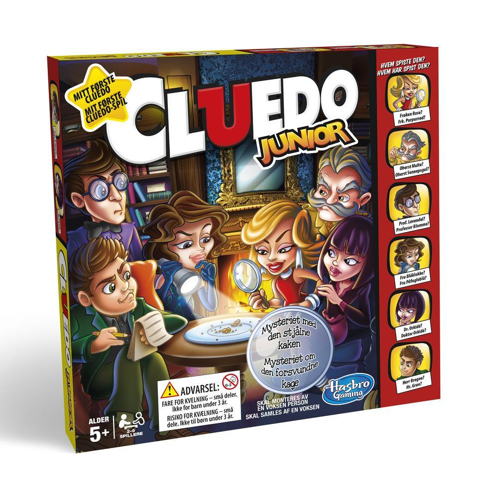 Clue Junior Game