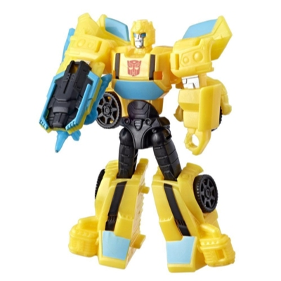 Transformers Cyberverse Scout Class Bumblebee Product