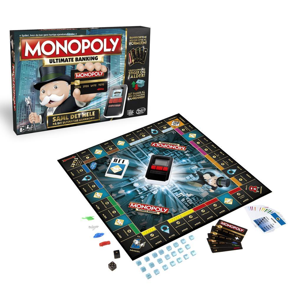 Monopoly Game: Ultimate Banking Edition