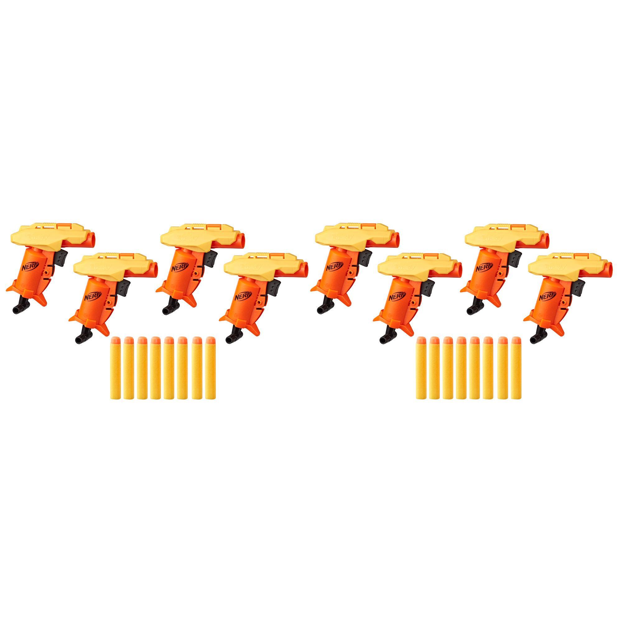Nerf Alpha Strike Stinger SD-1 Blaster 8-Pack