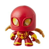 Marvel Mighty Muggs Iron Spider #22