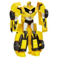 Transformers Robotter i Disguise Super Bumblebee figur