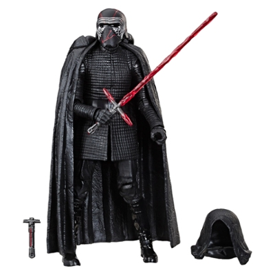 Star Wars The Black Series Supreme Leader Kylo Ren Toy 6-inch Scale Star Wars: The Rise of Skywalker Collectible Figure