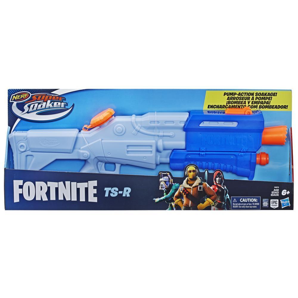 Fortnite TS-R Nerf Super Soaker Water Blaster Toy