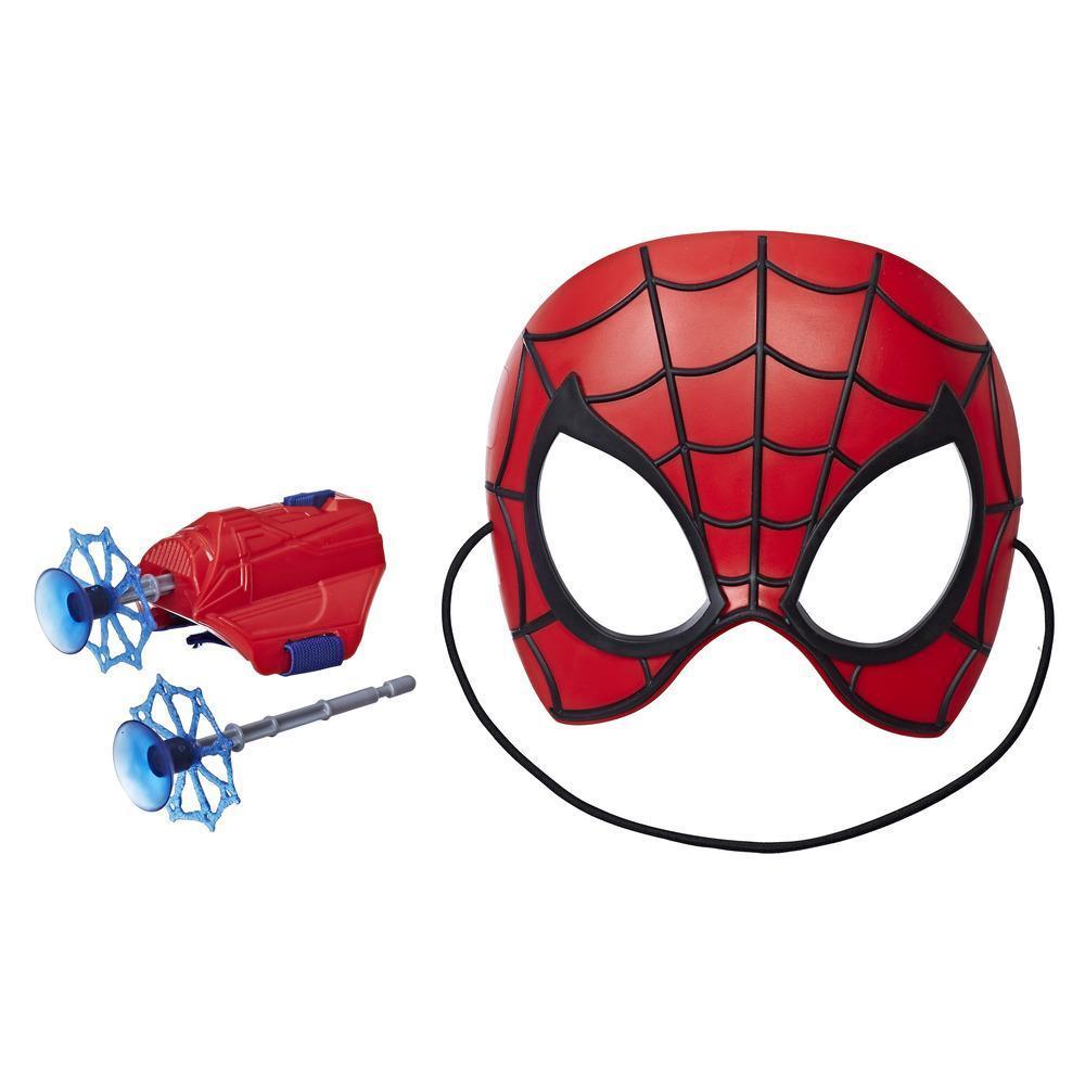 Spider-Man Into the Spider-Verse Spider-Man Mission Gear