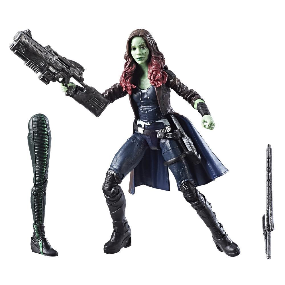 Marvel Guardians of the Galaxy Legends Series Daughters of Thanos: Gamora