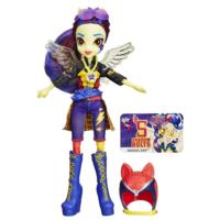 My Little Pony Equestria Girls Indigo Zap Sporty Style Motocross Doll