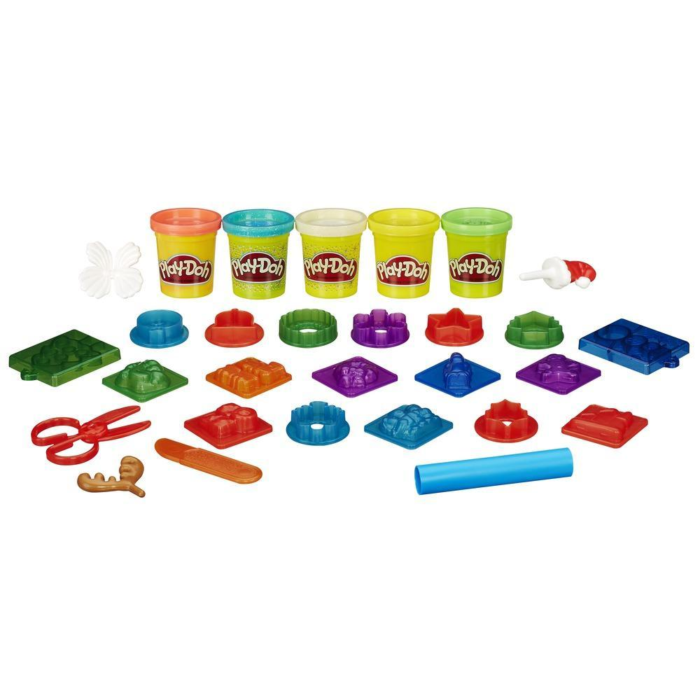 Play-Doh Advent Calendar