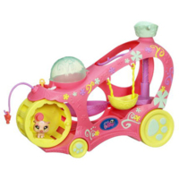 LPS Paw-Powered Cruiser Playset
