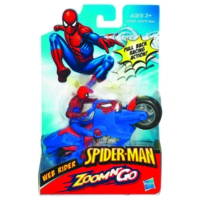 SPIDER-MAN - Zoom N Go Vehicles 2.0