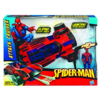 SPIDER-MAN - BATTLE VEHICLES