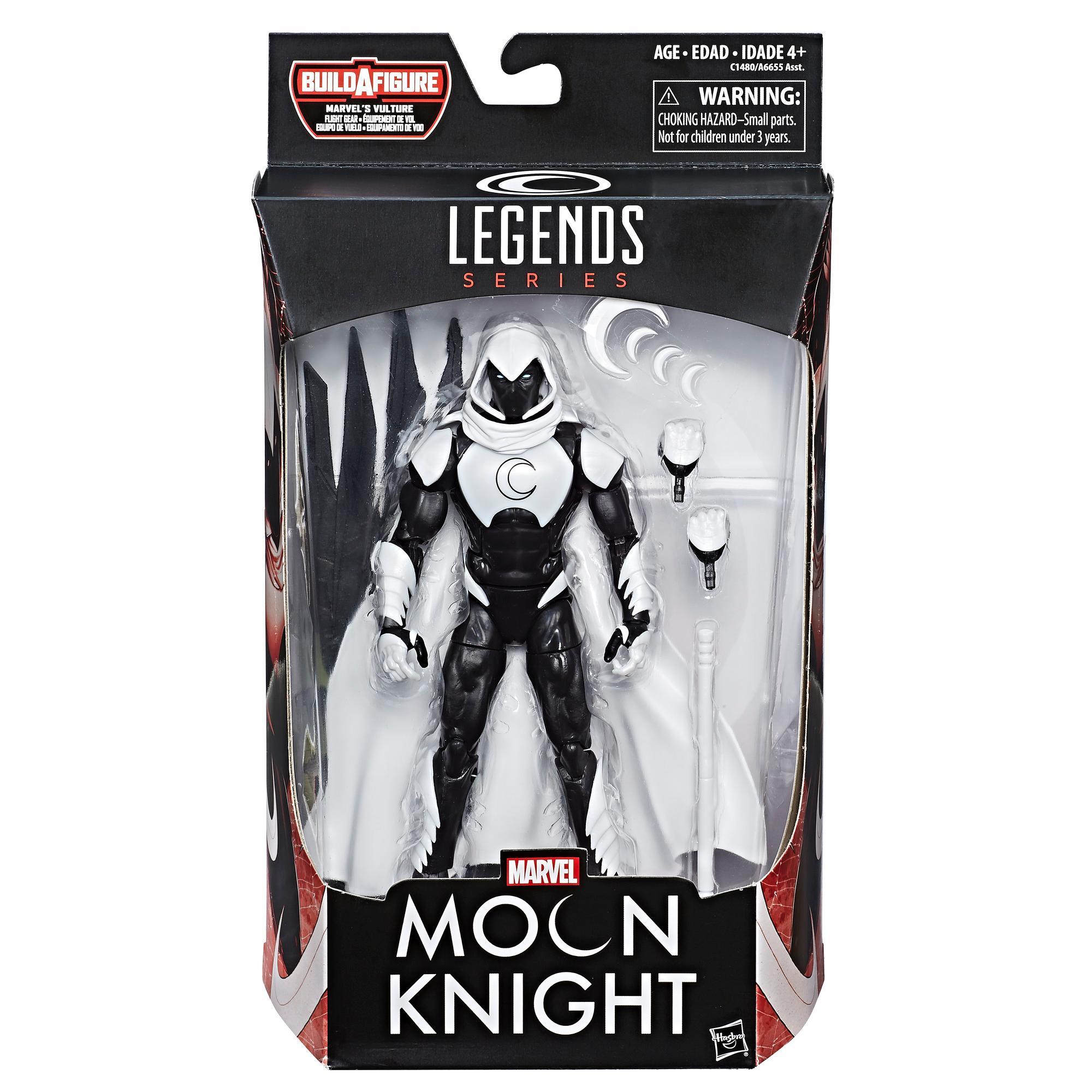 Marvel Spider-Man 6-inch Legends Series Marvel's Moon Knight