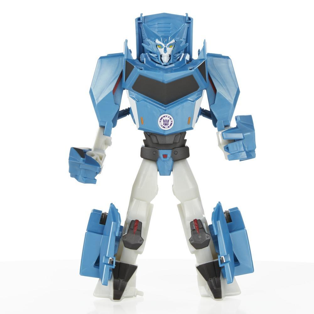 Transformers Robotter i Disguise 3-Step Changers Steeljaw figur
