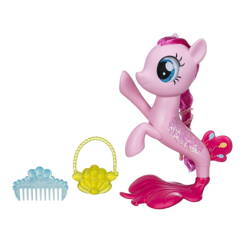 My Little Pony: The Movie Glitter & Style Seapony Pinkie Pie