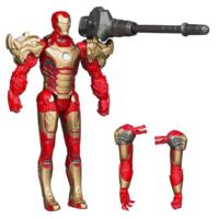 MARVEL IRON MAN 3 AVENGERS INITIATIVE ASSEMBLERS FIGURE ASSORTMENT