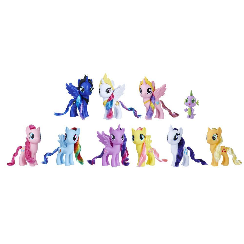 My Little Pony Friendship is Magic Ultimate Equestria Collection