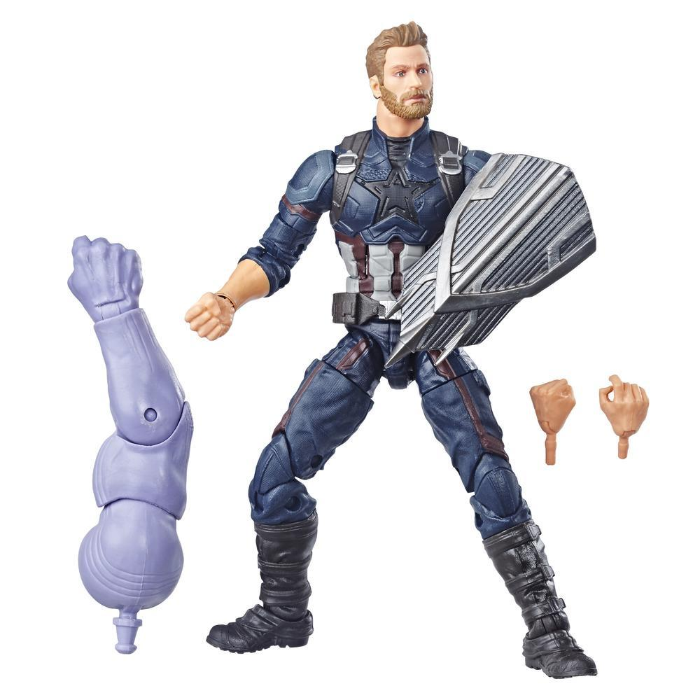 Marvel Legends Series Avengers: Infinity War 6-inch Captain America Figure