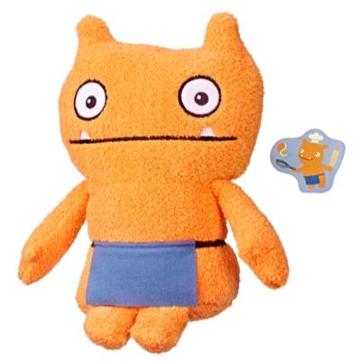 UglyDolls Warm Wishes Wage Stuffed Plush Toy, 25,5 cm. tall