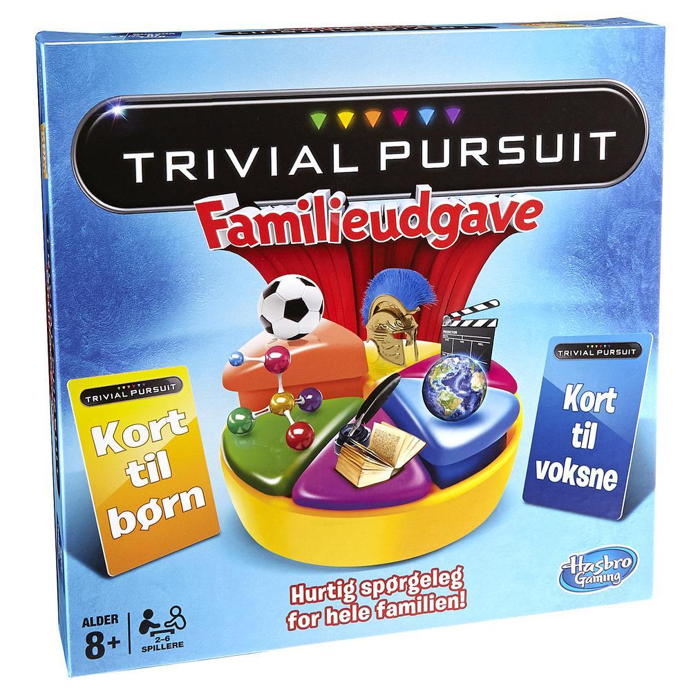 Trivial Pursuit New Family edition - DK