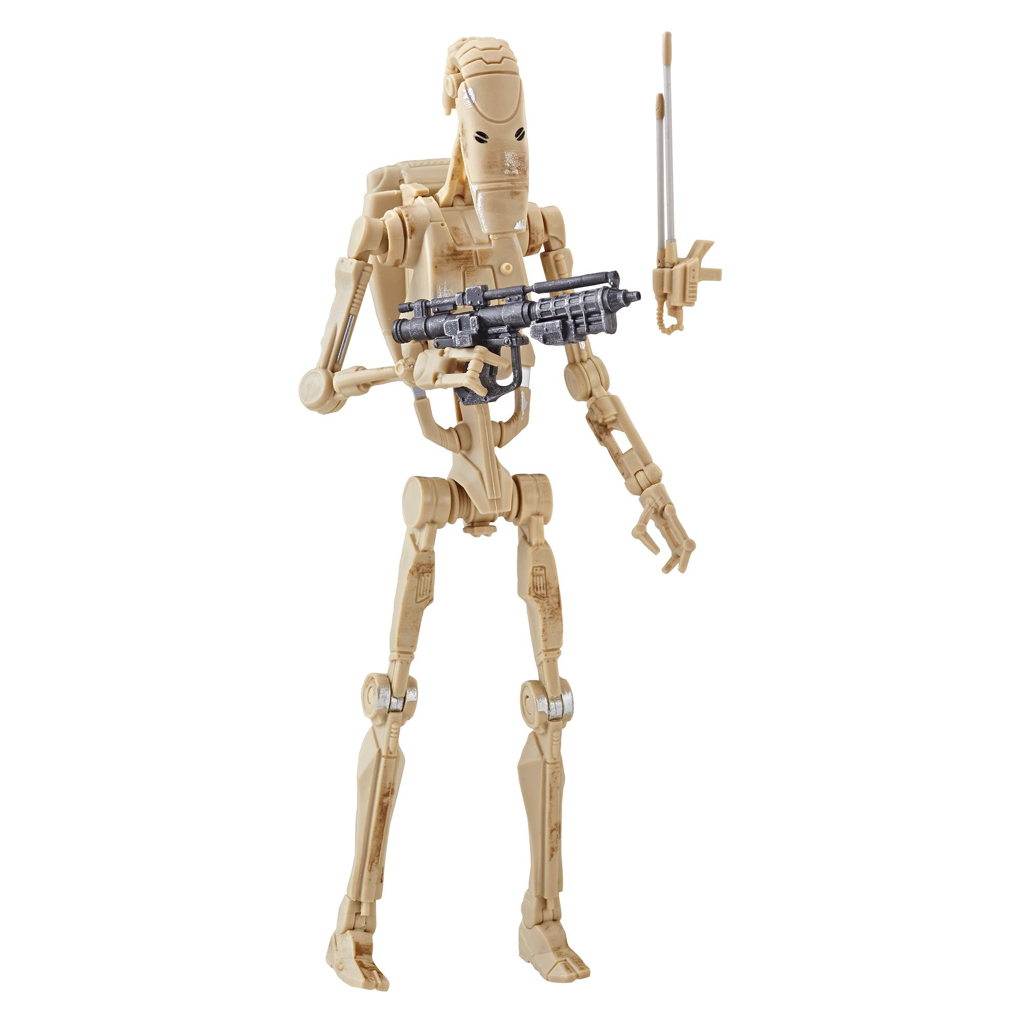 Star Wars The Black Series 6-inch Battle Droid Figure