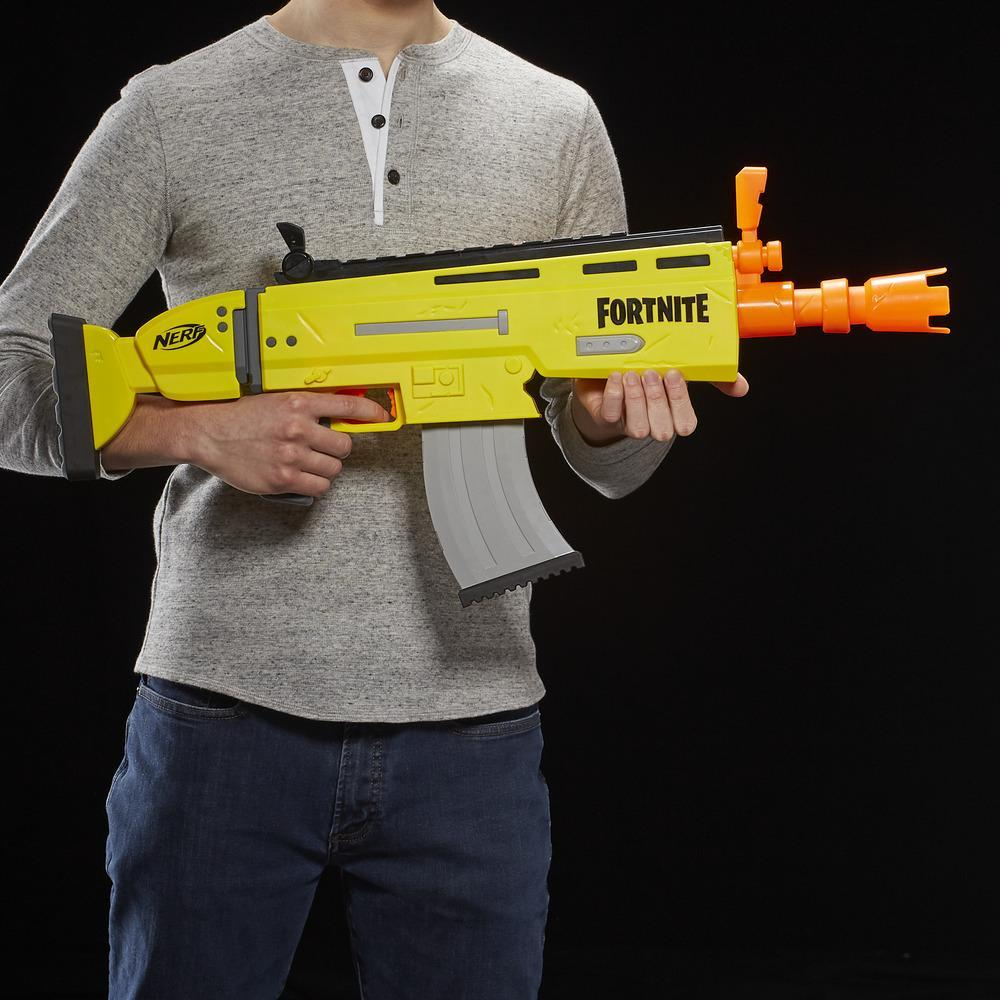 Fortnite AR-L Nerf Elite Dart Blaster
