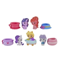 My Little Pony Cutie Mark Crew Series 3 You're Invited Tea Party 5-Pack Toys