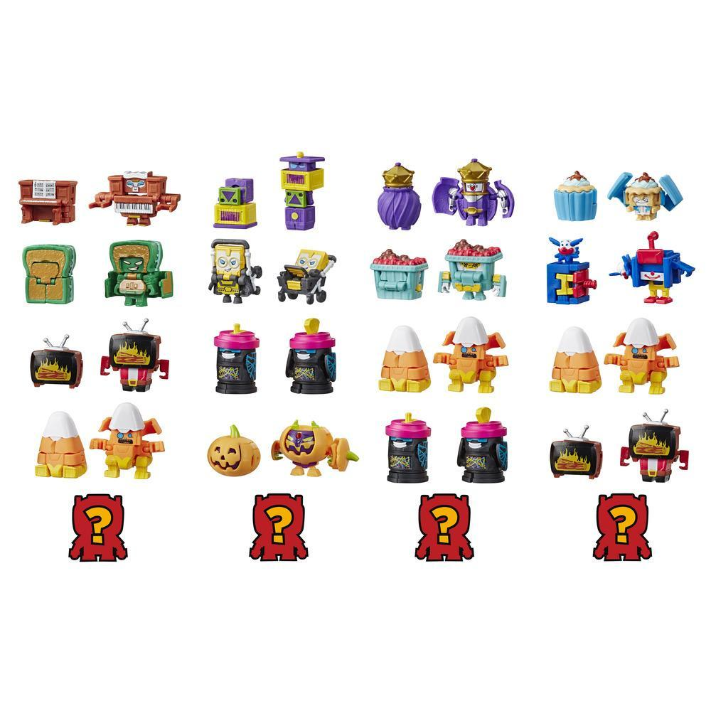 Transformers BotBots Series 3 Season Greeters 5-Pack Mystery 2-In-1 Figures