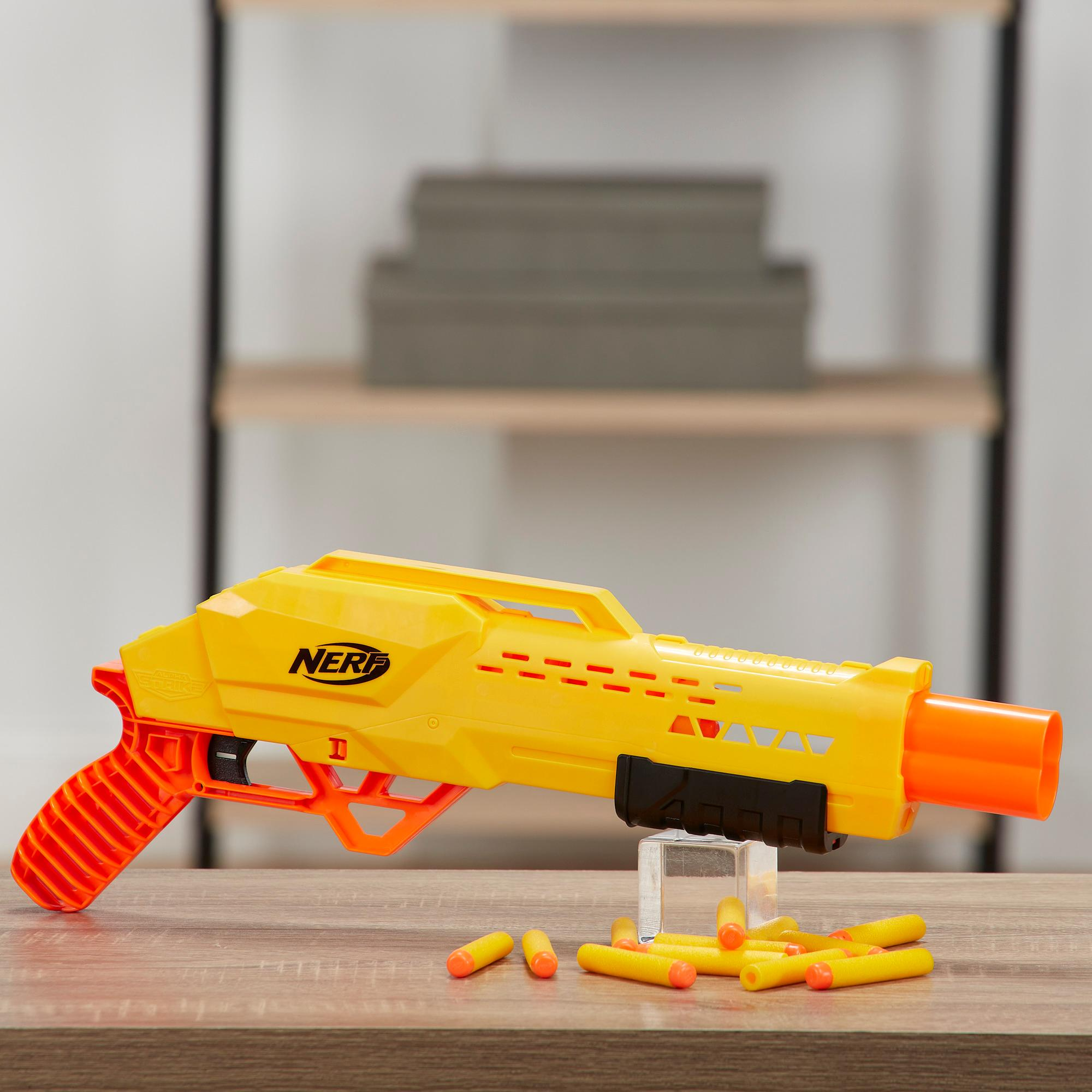 Tiger DB-2 Nerf Alpha Strike Toy Blaster