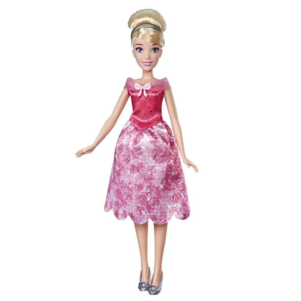 Disney Princess Summer Day Styles, Cinderella Doll with 2 Outfits