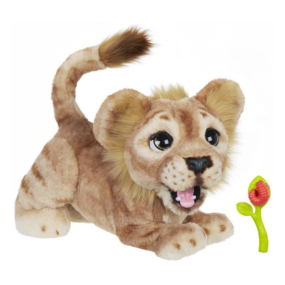 Disney The Lion King Mighty Roar Simba Interactive Plush Toy