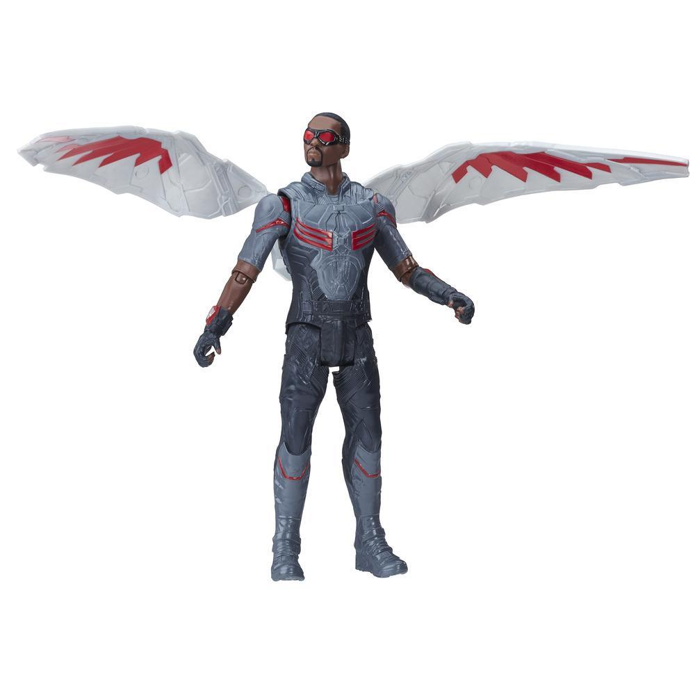 Marvel Avengers: Infinity War Marvel's Falcon with Infinity Stone