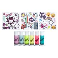 DohVinci Neon Pop Decals Refill Kit