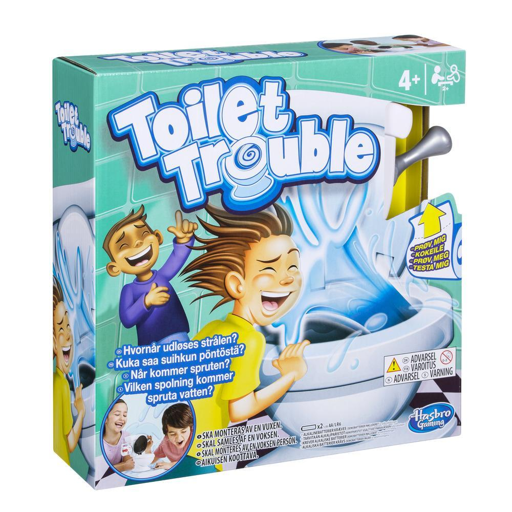 Toilet Trouble Game