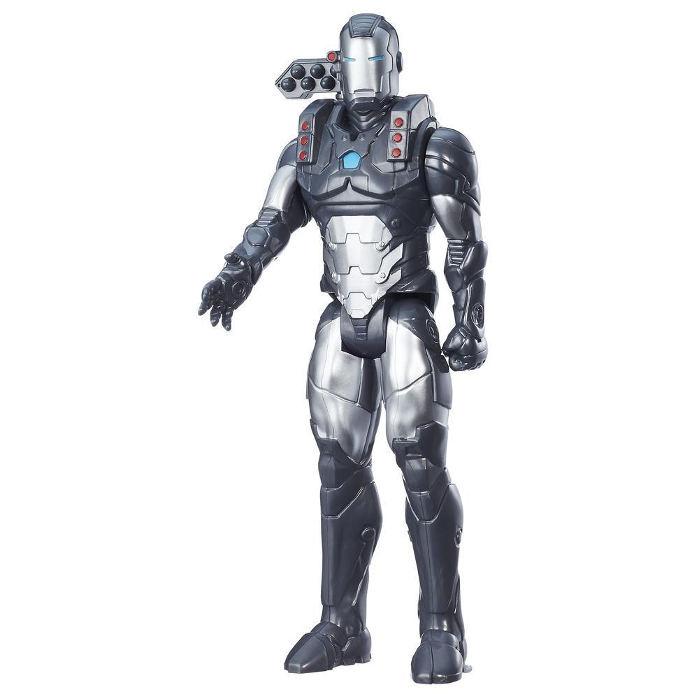 Marvel Titan Hero Series 12-inch Marvel's War Machine Figure