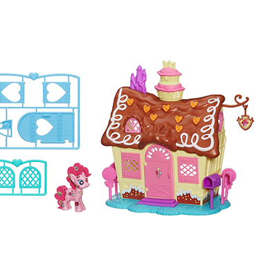 My Little Pony Pop Pinkie Pie Sweet Shoppe Playset
