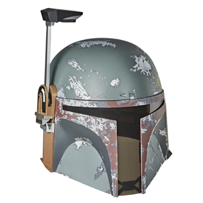 Star Wars The Black Series Boba Fett elektronischer Premium Helm