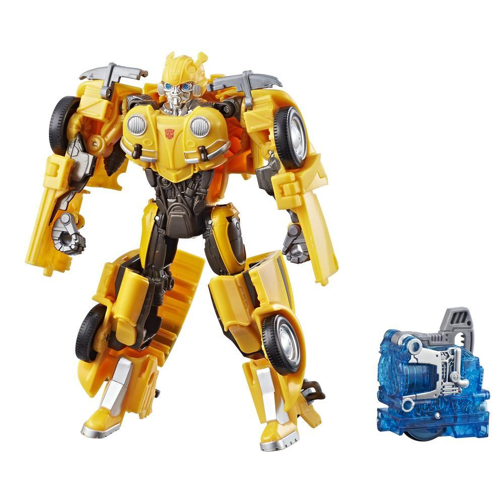 TRANSFORMERS Movie 6 Energon Igniters Nitro Figur Bumblebee