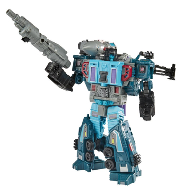 Transformers Generations War for Cybertron Earthrise Leader WFC-E23 Doubledealer Product