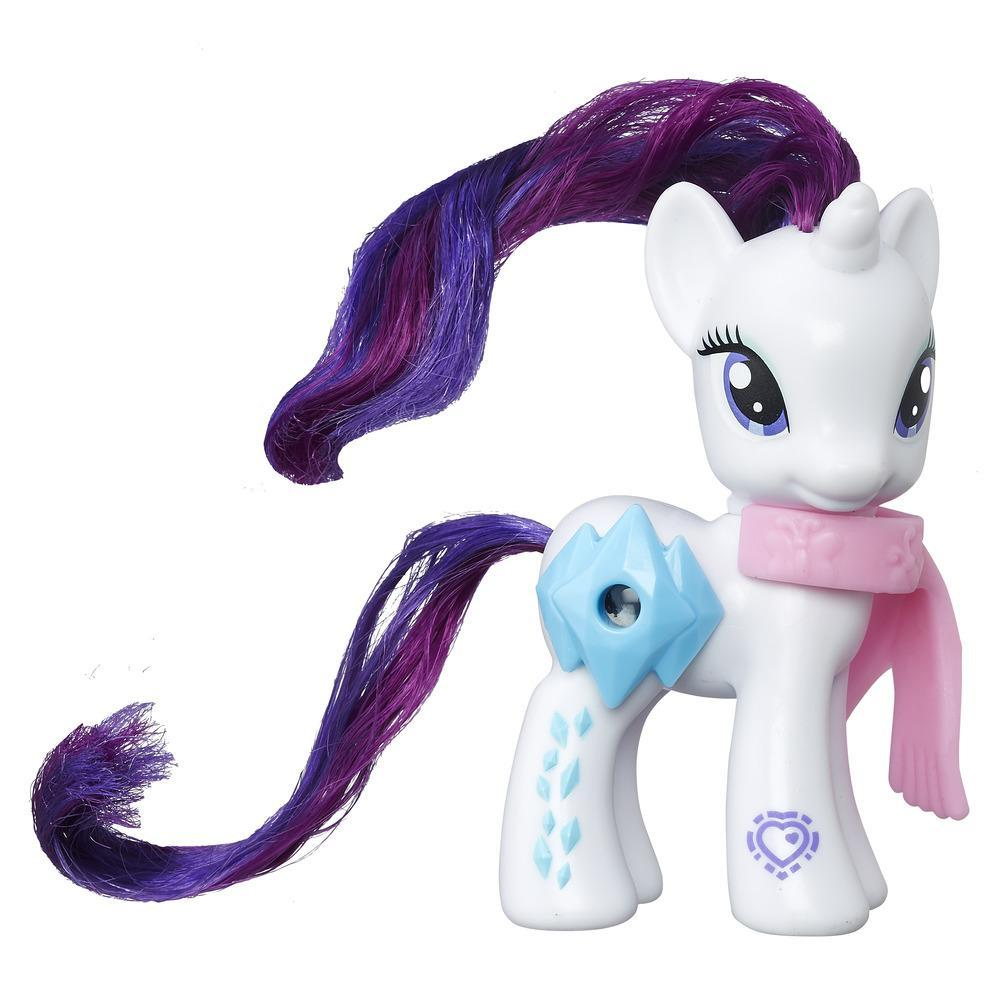 My Little Pony Magic View Ponys Rarity